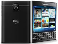 new condition Blackberry Passport Q30 locked/unlock 4.5 Inch HD 32GB Mobile Phone -