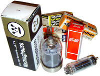 Vacuum Tubes for Sale -- 12AX7, 12AT7, 12AU7 and thousands more