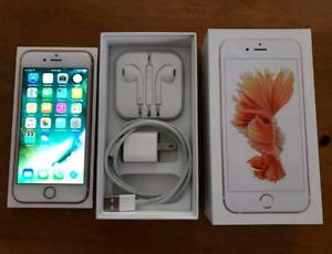 iPhone 6s Rose Gold - 16GB