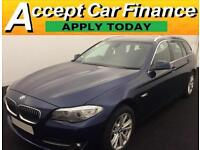 BMW 520 2.0TD 2012MY d SE Touring FROM £67 PER WEEK!