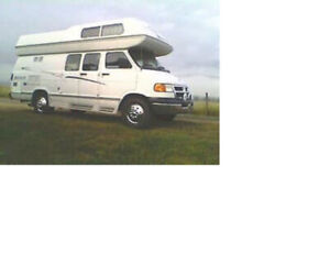 Dodge Camper Van | Buy or Sell Used and New RVs, Campers