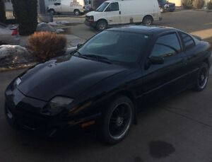 1999 Pontiac Sunfire GT Coupe (2 door)