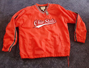 Ohio State pullover fleece jacket - Size 3XL new with tags