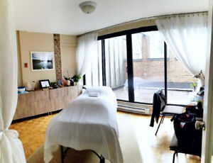 Part Time Therapy Room  - Yorkville, Toronto