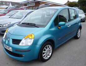 RENAULT MODUS 1.6 DYNAMIQUE AUTOMATIC (46,000 MILES FROM NEW)