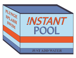 Swimming Pool Plunge Pool !NSTANT POOL now available