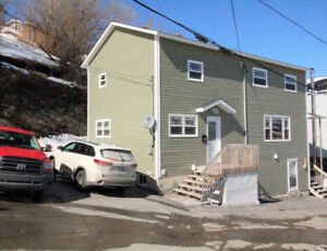 Family home with Rental Income in Corner brook