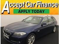 BMW 520 2.0TD auto 2010MY d SE Touring FROM £46 PER WEEK!