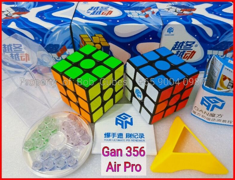 - Gan 356 Air Pro 3x3 Rubiks Cube for sale in Singapore