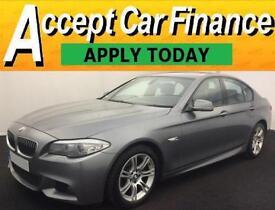 BMW 520 2.0TD 2010MY d M Sport FROM £57 PER WEEK!