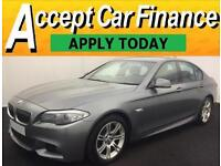 BMW 520 2.0TD 2010MY d M Sport FROM £57 PER WEEK!