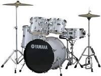 Yamaha drum kit 5 piece