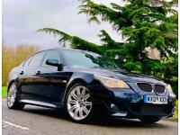 SOLD FULLY LOADED - 2008 BMW 535D 3.0 Twin Turbo M Sport Auto - HIGH SPEC / 530D