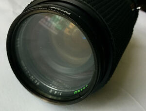 Sears 70-210mm F4.0 with 55mm Clear Filter London Ontario image 6