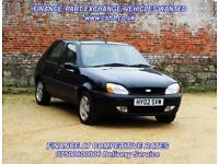 2002 02 FORD FIESTA 1.2 FREESTYLE 16V 5D 74 BHP
