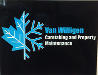 Property Maintenance and Snow Plowing
