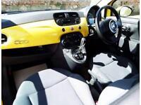 2010 10 FIAT 500 1.2 POP DUALOGIC 3D AUTO 69 BHP