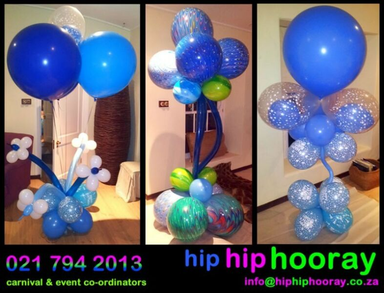 Balloons Helium Arches Bouquets Canisters