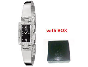 MONTRE POUR FEMME NEW IN BOX Caravelle by Bulova/ Swarovski Crys