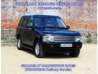 2004 53 LAND ROVER RANGE ROVER 2.9 TD6 VOGUE 5D AUTO 175 BHP DIESEL