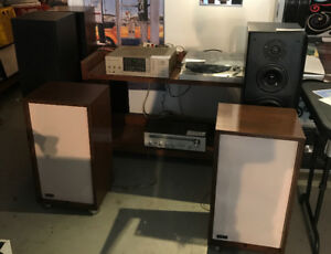 Great Vintage Stereo Gear At OBSOLETE RECORDS 2454 Agricola  S