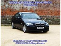 2006 06 BMW 3 SERIES 2.0 320D 4D 161 BHP DIESEL