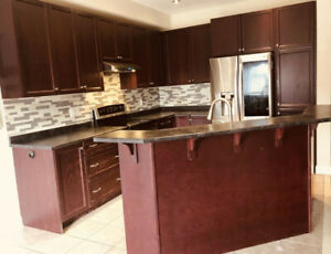 Kitchen cabinets with countertops 11ft by 9ft for sale