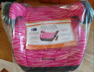 Harmony Youth Booster Seat - Pink