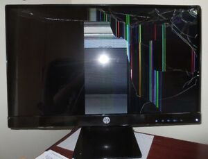 Looking for nonworking HP Pavilion 25vx monitor or screen