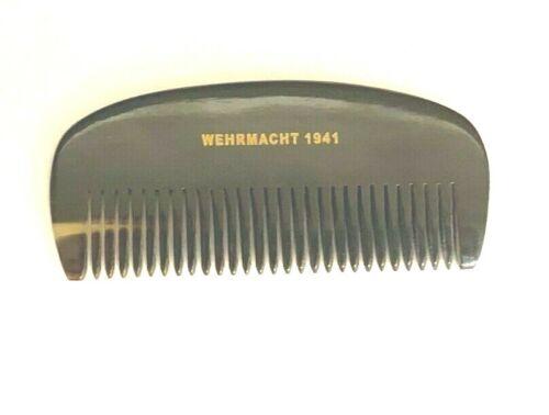 WWII German Wehrmacht Hair Comb