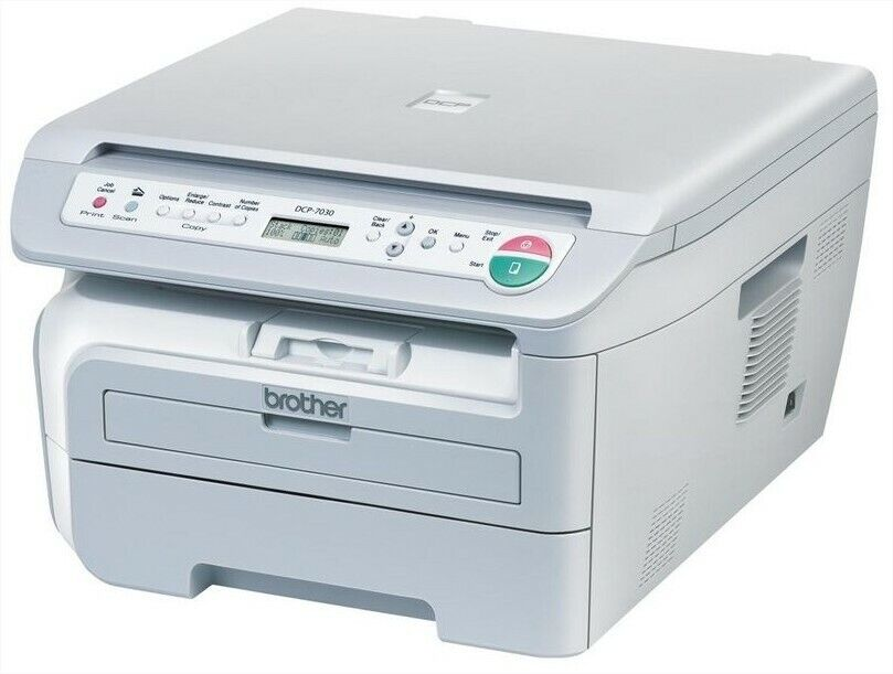 Brother dcp 7030 laser - n&b - multi-fonction ( imprimante/ copieur / scanner )