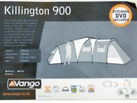 VANGO KILLINGTON 900 ( 9 man tent)