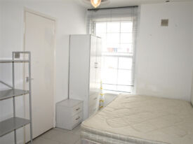 Furnished studio flat to let Dalston Junction, some bills included