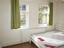 Spacious 4 bedroom house to rent - split level house, 2 bathrooms, rear garden, Dalston Junction