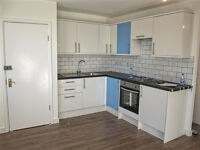 Brand new 3 bed flat to let - 2nd floor with large windows, Stoke Newington Road, unfunished/flexibl