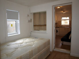 Studio flat to let in Stoke Newington, first floor flat with separate bedroom