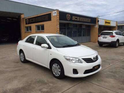 2010 Toyota Corolla ASCENT MY11 AUTO FULL TOYOTA SERVICE HISTORY Hindmarsh Charles Sturt Area Preview