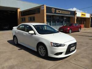 2012 MITSUBISHI LANCER ACTIVE AUTO FULL SERVICE HISTORY Hindmarsh Charles Sturt Area Preview