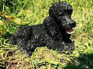 Poodle Dog - Latex Only Garden Ornament Mould