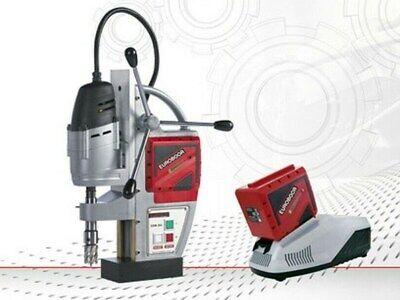 New Euroboor Ebm.360 Battery Powered Mag Drill