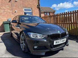 image for Black BMW, 340i, Saloon, 2017, Semi-Auto, 2998 (cc), 4 doors