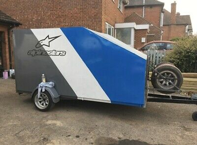 CAR BOX TRAILER / TRANSPORTER