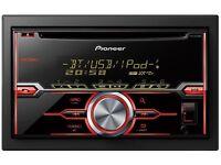Pioneer FH-X720BT Car Stereo- Bluetooth phone connectivity, USB