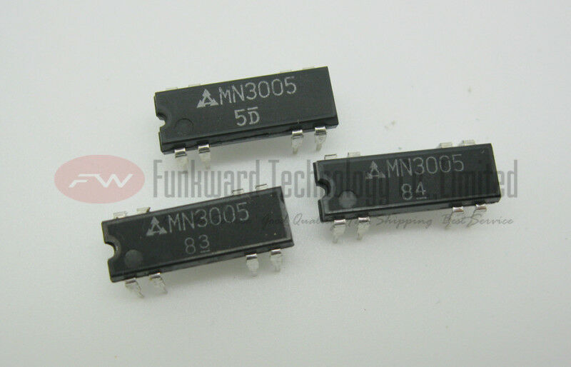 1PCS Mitsubishi MN3005 BBD 4096-STAGE LONG DELAY IC #A746 LW