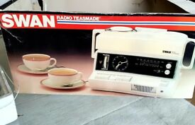Teasmade. Model 870 with FM radio, 1979 Vintage never used
