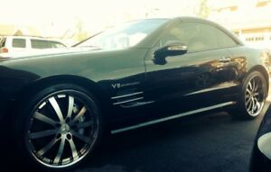 2003 SL55 AMG Moving Sale $23,500 FIRM.!