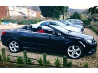 Vauxhall Astra twin top sport 1.8