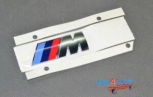 NEW BMW 51147898226 M SPORT TRI COLOR EMBLEM LOGO BADGE GENUINE M-TECH OEM BMW
