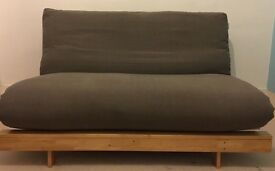 Futon company Orlando 2 seater Futon. Well-looked after from non-smoking home.