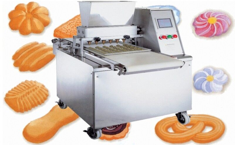 Brand New Thunderbird TB-572 Automatic Cookie Dropping Machine